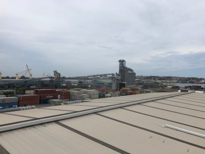 Hunnit Projects Newcastle Agr Terminal Maintenance Project