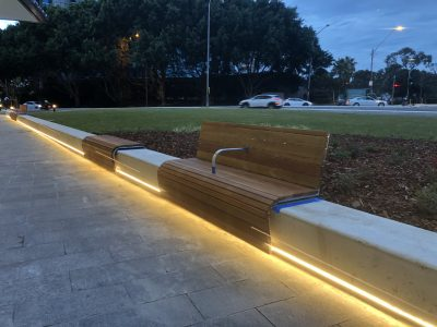 Hunnit Projects Sydney custom street furniture infrastructure for public spaces