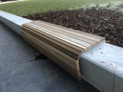 Hunnit Projects Sydney custom street furniture